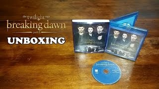 Baixar The Twilight Saga: Breaking Dawn Pt 2 Unboxing