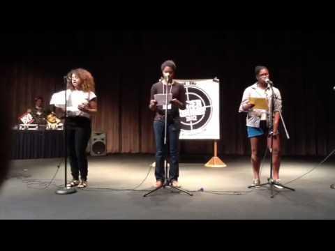 LTAB DMV Poetry Slam 2012- The Madeira School Group Poem