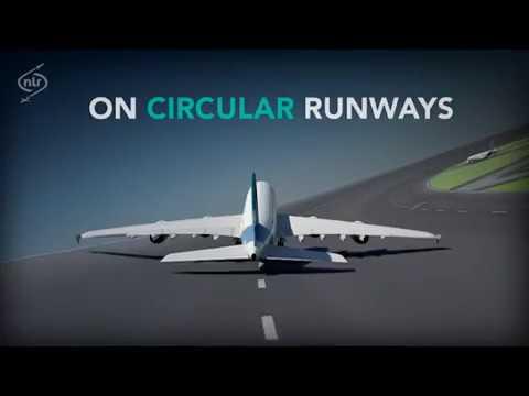 Pistas de aterrizaje circulares, de 360°