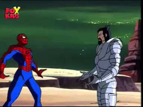 Spiderman the Animated Series - THE BEYONDER
