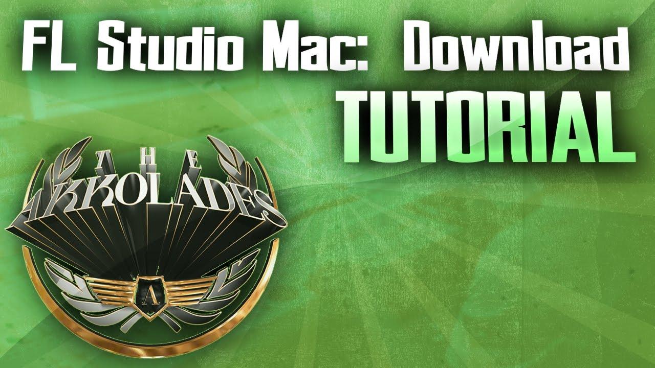 fl studio 20 mac torrent