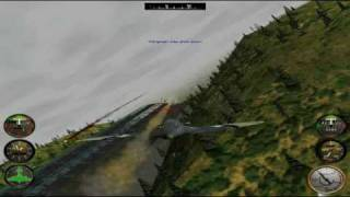 Crimson Skies Playthrough (PC) Mission 7 HARDEST mode (The Pilfered Prototype)