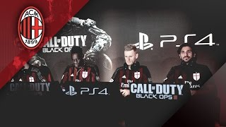 Call of Duty: Black Ops III | AC Milan Official Action Videogame