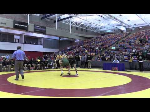 2015 Canada West Championships: 82 kg Jasmit Phulka vs. Makoto Honda-McNeil