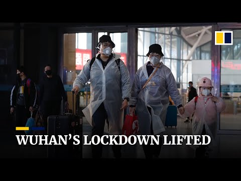 The Lockdown In Wuhan Is Officially Lifted, But Life Is Still Far From Normal