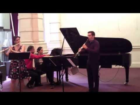 Quivir Ensemble - Guillaume Connesson, Techno-Parade