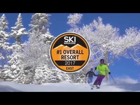 #1 Ski Resort in Eastern North America