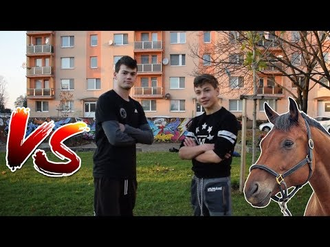 Parkour HORSE challenge - Ivo vs Marek - Flying Emotions