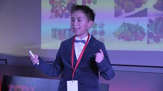 An 9 Year Old's 30 day Sugar experiment | Oleksandr Koliakin | TEDxYouth@TBSWarsaw