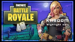5v1 SQUAD FIGHT AND HEADSHOT COMPILATION (Fortnite Battle Royale clips #2)