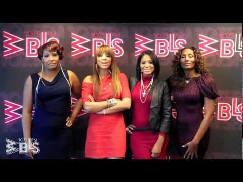 WBLS 107.5 and The Braxtons Celebrate Black Music Month