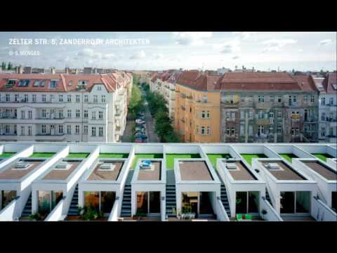 FutureBuilt 2016 - Self Made City: New Urban Development Str