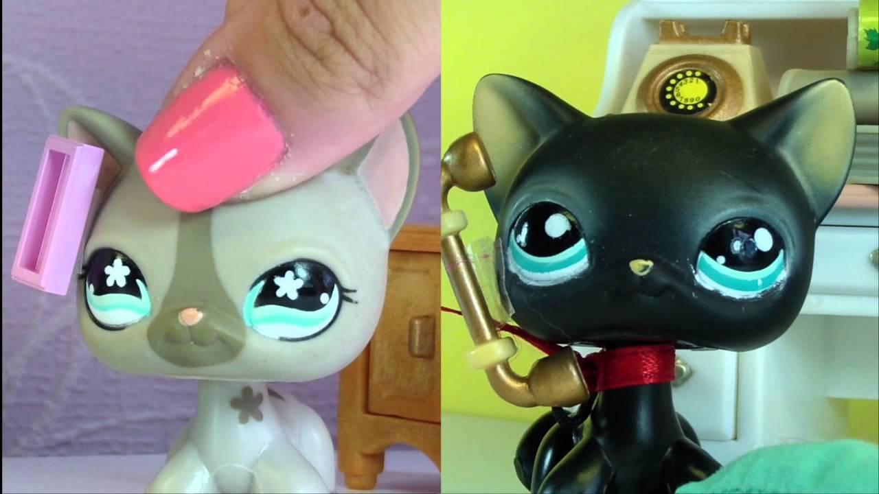 ♥ Littlest Pet Shop: Двойное Счастье. Слепая любовь. (4 сезон 2 .