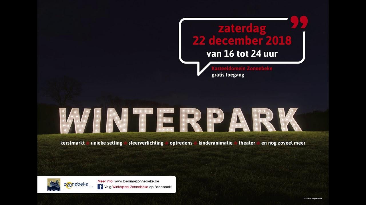 Winterpark Toerisme Zonnebeke