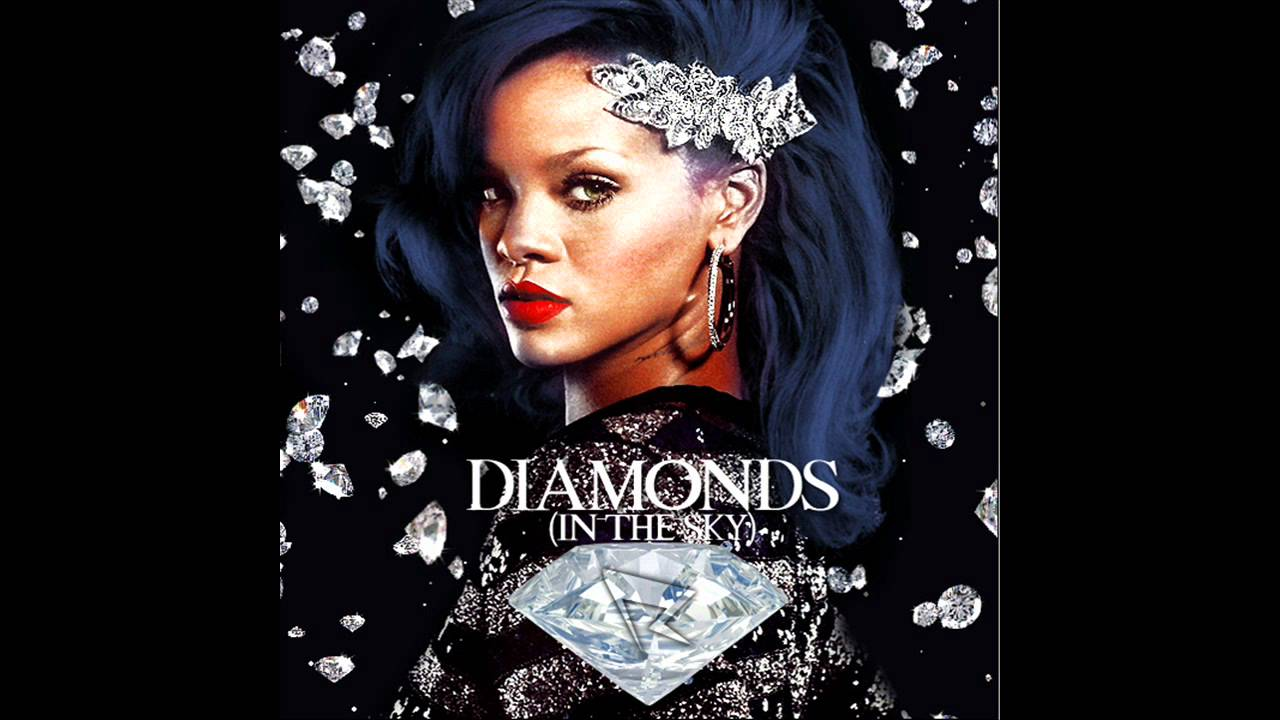 Rihanna Diamonds Instrumental Karaoke Full Youtube