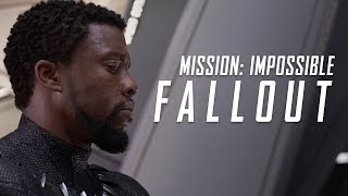 Black Panther (In Style of Mission: Impossible - Fallout)
