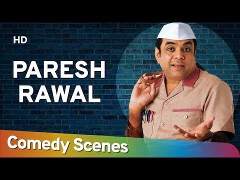 Paresh Rawal Comedy Scenes - Blockbuster Comedy Movie Scene - Best Comedy - #Shemaroo Comedy