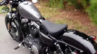 2015 Harley Davidson Sportster 48 For Sale Charlotte NC (704) 847-4647 Charcoal Pearl