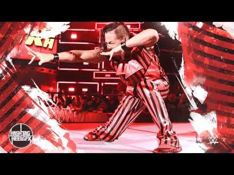 "2018: Shinsuke Nakamura 4th & New WWE Theme Song - ""Shadows of a Setting Sun"" ᴴᴰ"