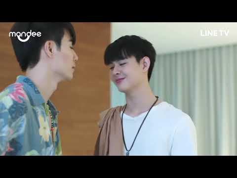 [BL] Fighter & Tutor kissing scene - WHY R U the series Ep10