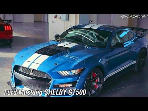Ford MUSTANG 2020 (SHELBY GT500)
