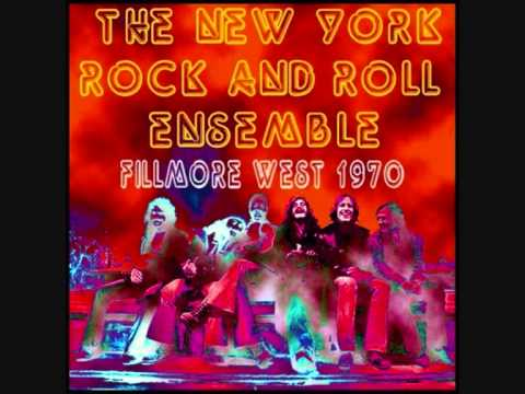 The New York Rock&Roll Ensemble Live At Fillmore West San Francisco 1970