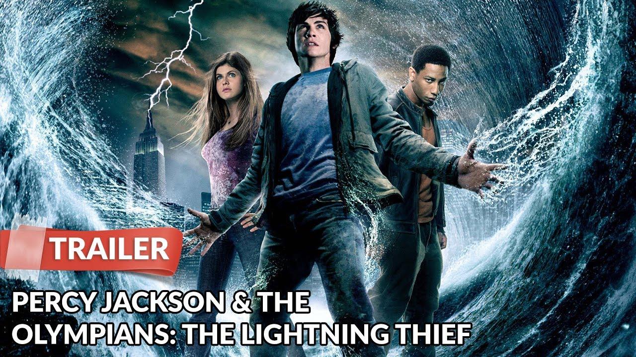 Percy Jackson The Olympians The Lightning Thief 2010 Trailer Hd Steve Coogan Youtube