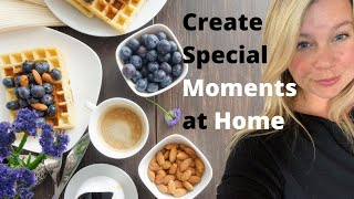 'TRAVEL' at Home | Create Special Moments at Home