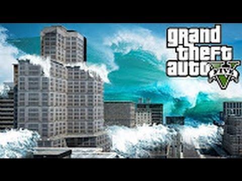 Gta 5 natural disasters ps4