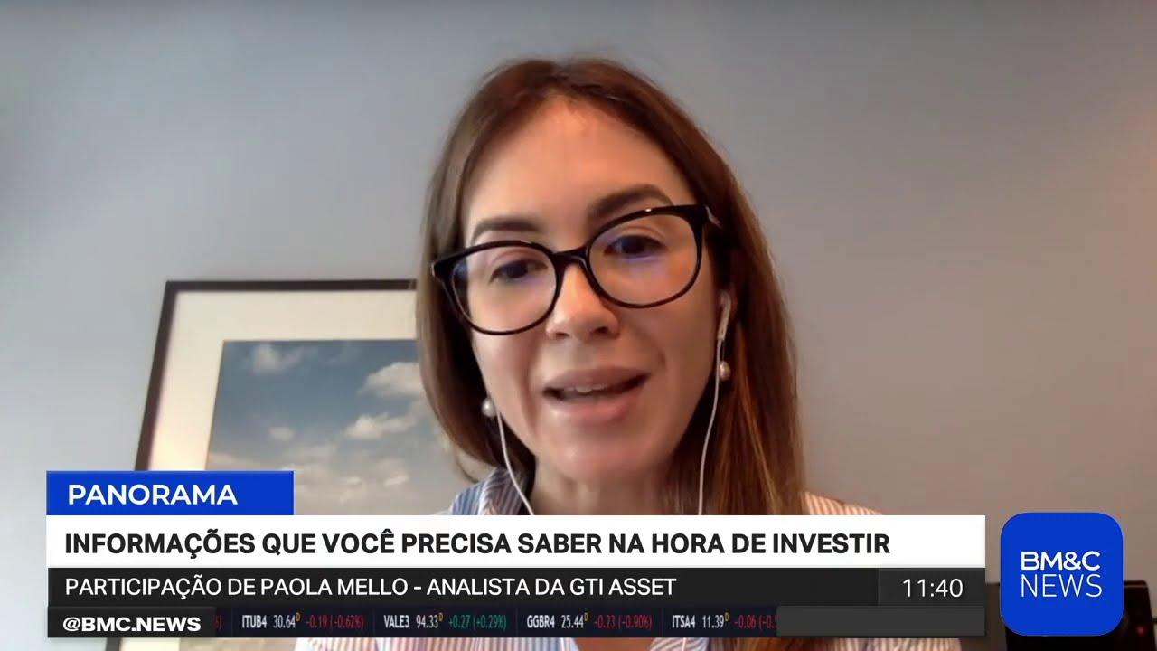 Paola Mello na BM&C News: analista da GTI Asset, analisa fusão entre Hapvida e Intermédica