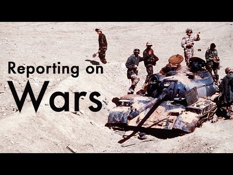 From the Frontline: Reporting on War   Terry McCarthy, Emmy award winning war correspondent (2015)