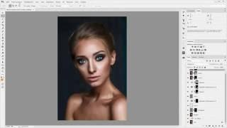 Photoshop для фотографа 3.0. Пример урока. (Евгений Карташов)