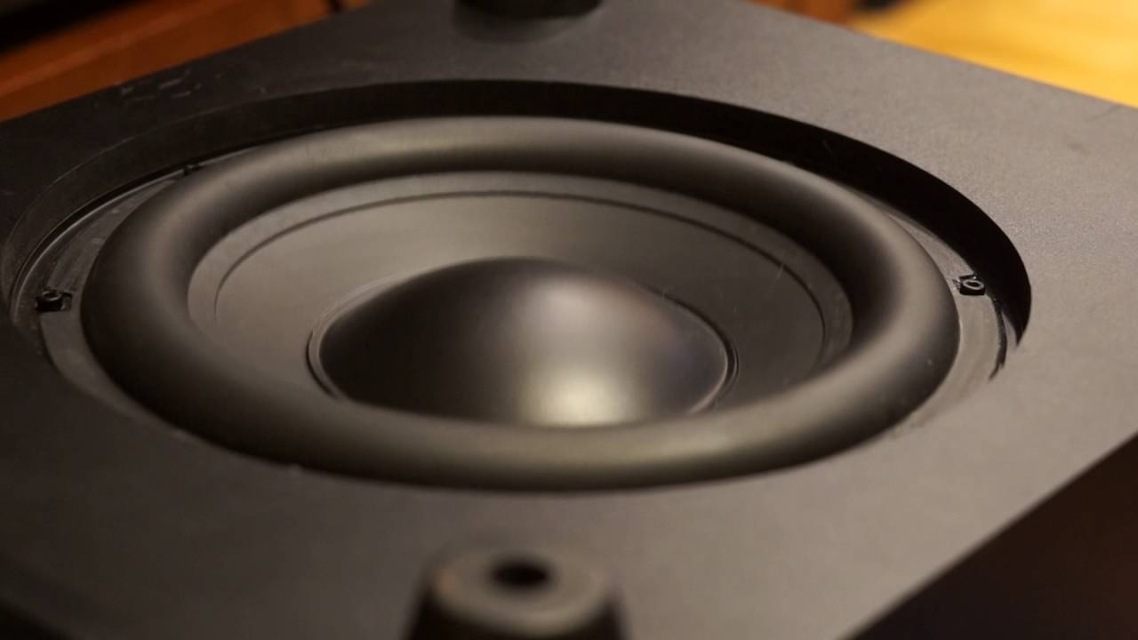 active subwoofer teufel concept s frequency test youtube. Black Bedroom Furniture Sets. Home Design Ideas