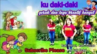 Download Lagu Ku daki-daki gunung yang tinggi, lagu Sekolah Minggu pakai gerakan, cover mp3