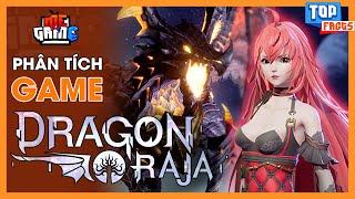 Phân Tích Game: Dragon Raja - Top Game Mobile Miễn Phí 2020 | meGAME