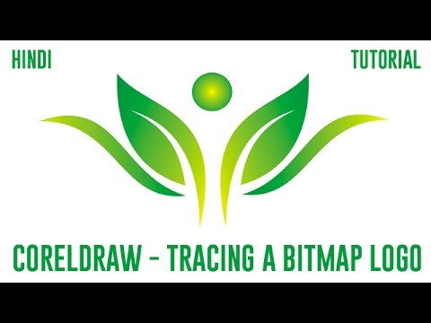how to trace a bitmap in coreldraw coreldraw tracing a bitmap