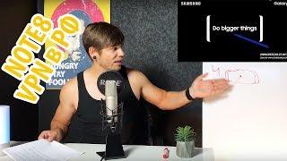 Samsung Galaxy Note 8, Essential Phone быть, VPN в РФ не быть - н.р. ер.16