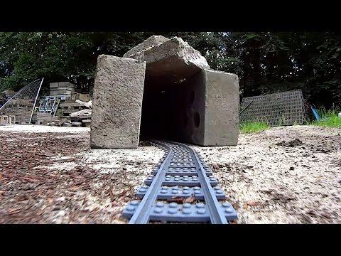 Brick World Lego Train - 30 minute long ride