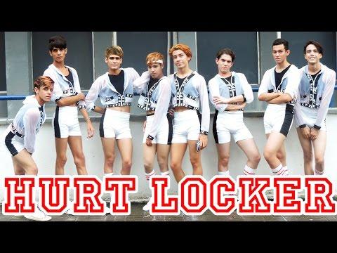 나인뮤지스 9MUSES - 다쳐 Hurt Locker Dance Cover by KPZ