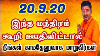 காமதேனு போல் மாற மந்திரம் | MONEY MANTRA IN TAMIL
