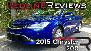 Redline Review: 2015 Chrysler 200