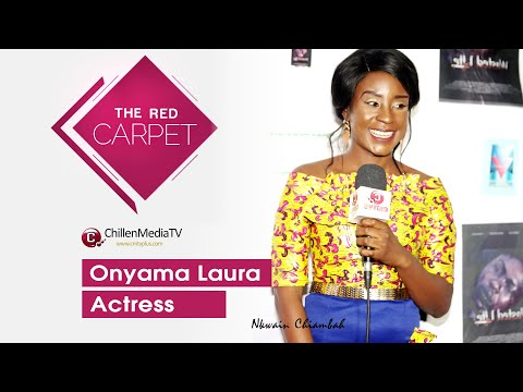 Onyama Laura On The Red Carpet CMTV