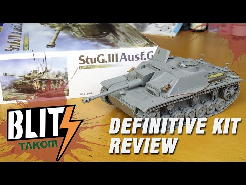 "Panzermeister's ""Definitive Review"" of TAKOM StuG III Ausf.G Early Production (BLITZ line #8004)"