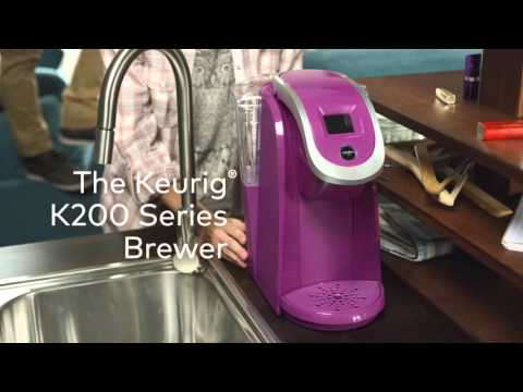 Keurig Couch Commercial