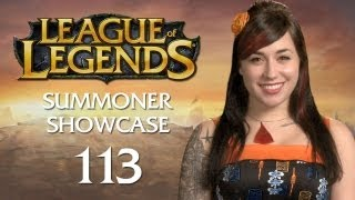 That's a wrap: Summoner Showcase #113