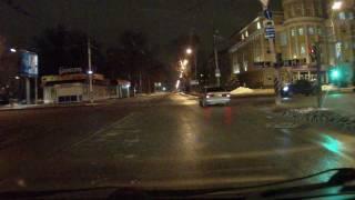 Нарушение проезда перекрестка автомобиля с н/з Р***РР64