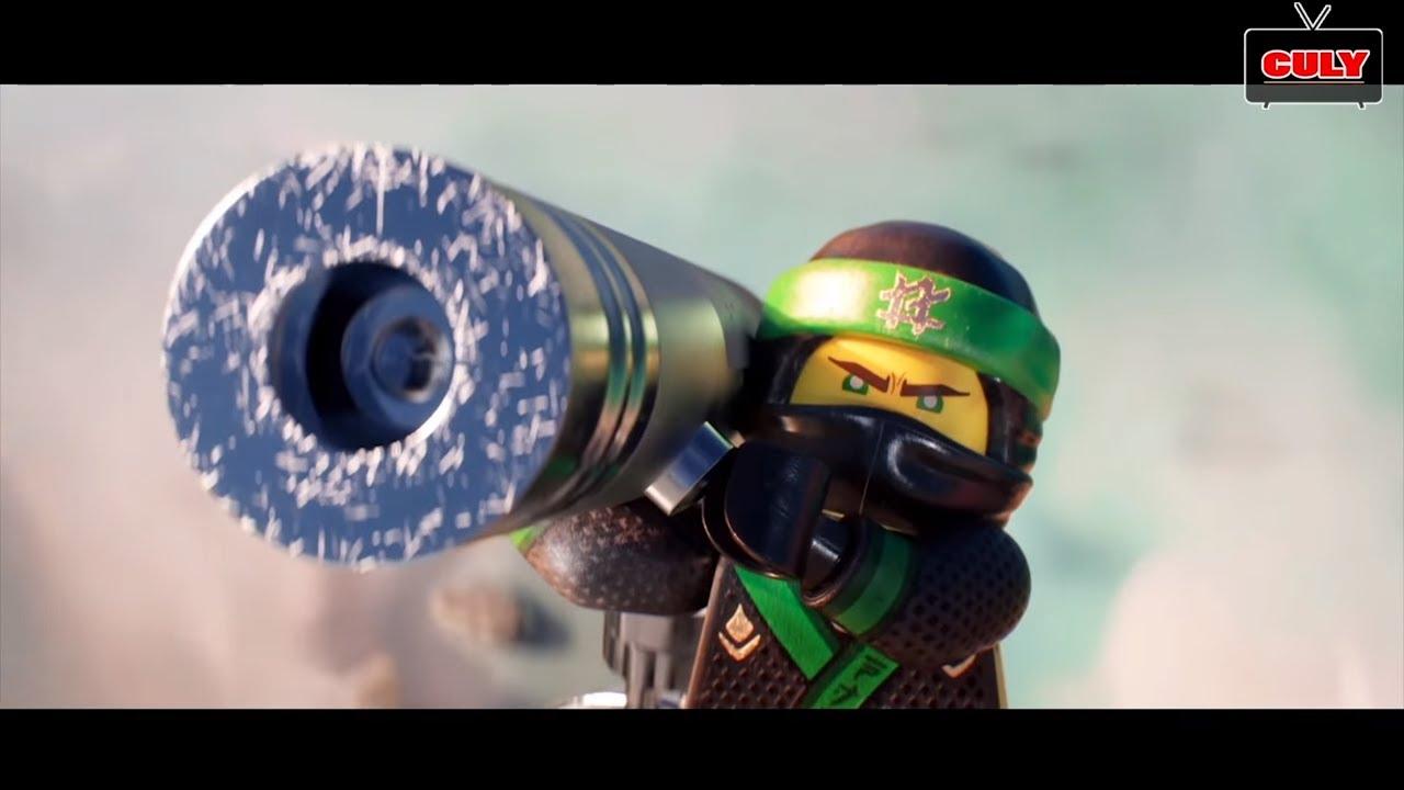The Lego Ninjago Movie 3D #4 – cưỡi rồng bắn robot hạ gục boss cu lỳ chơi game lồng tiếng vui nhộn