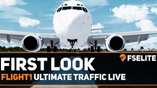 Ultimate Traffic Live: The FSElite First Look