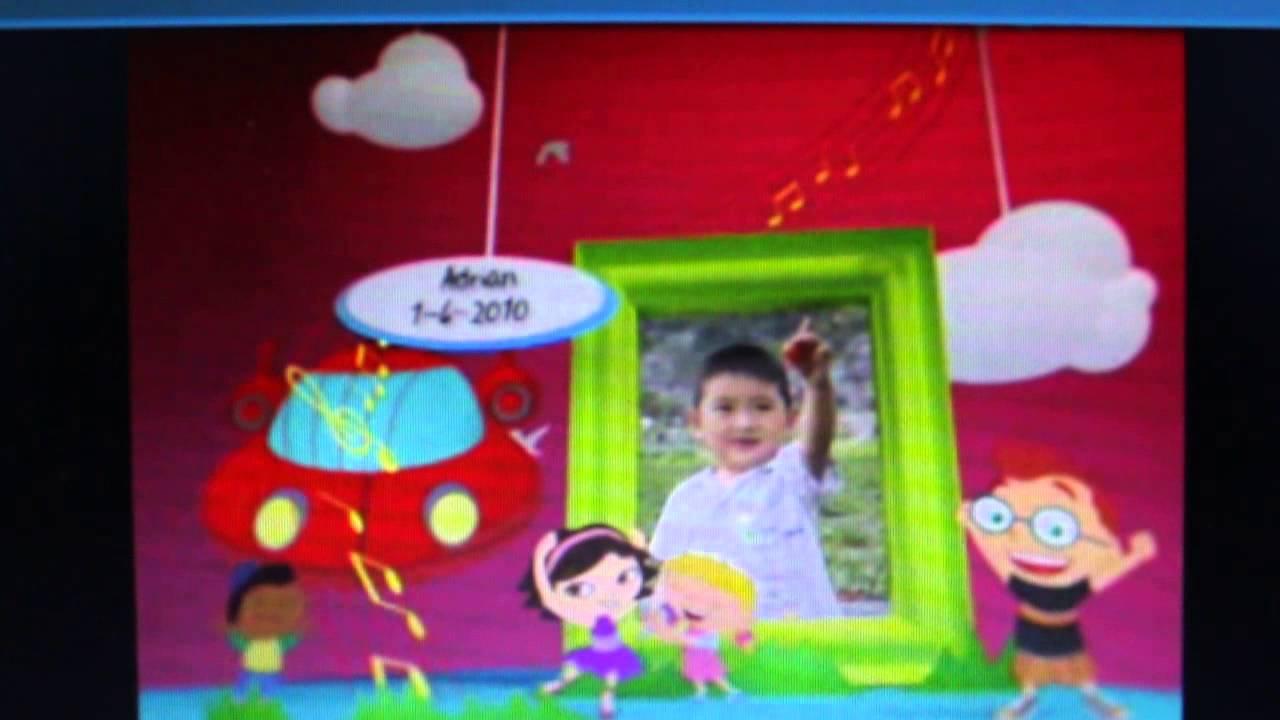 disney junior birthday book youtube
