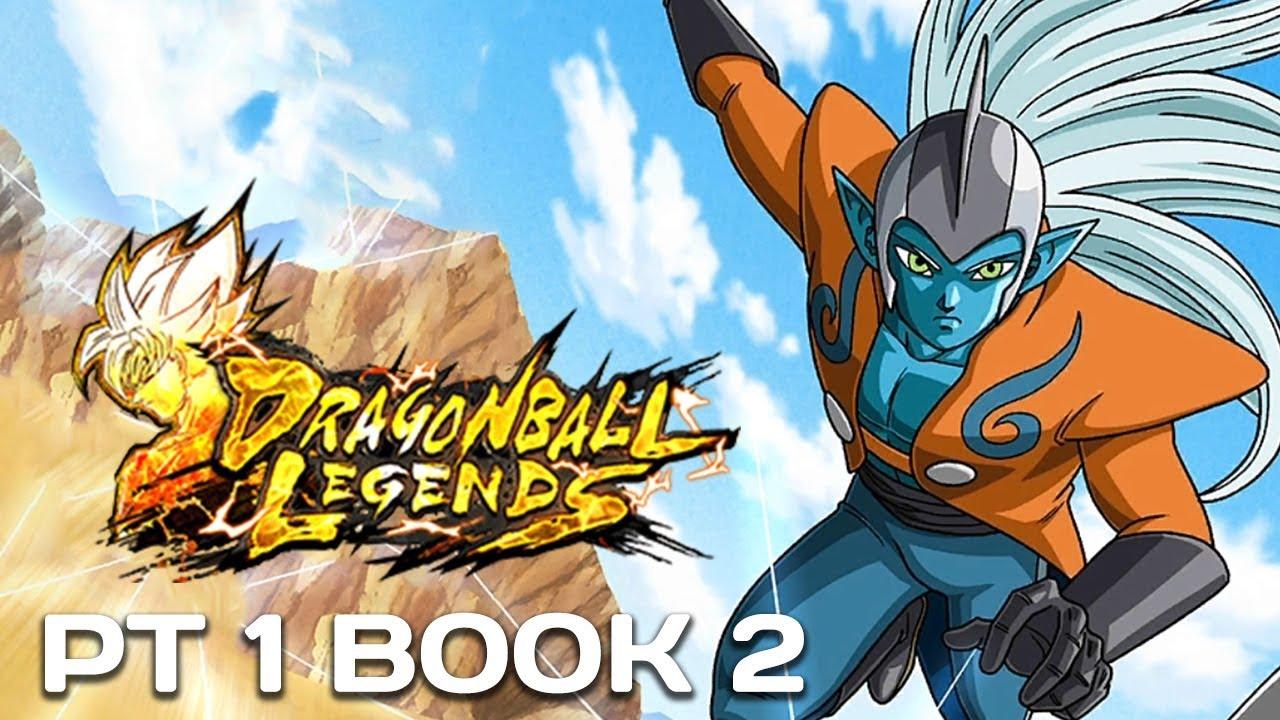 Dragon Ball Legends: Book 2